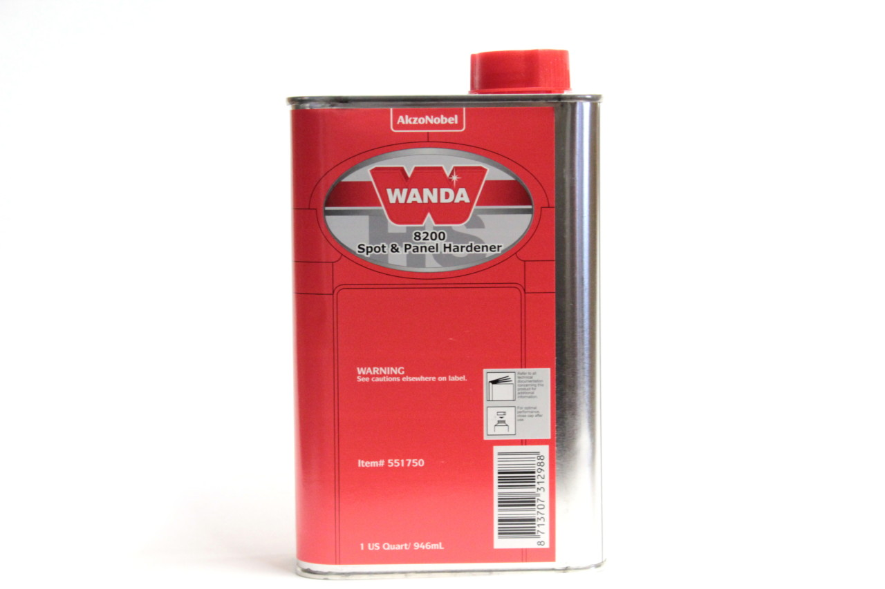link to Wanda 8200 Spot and Panel Hardener
