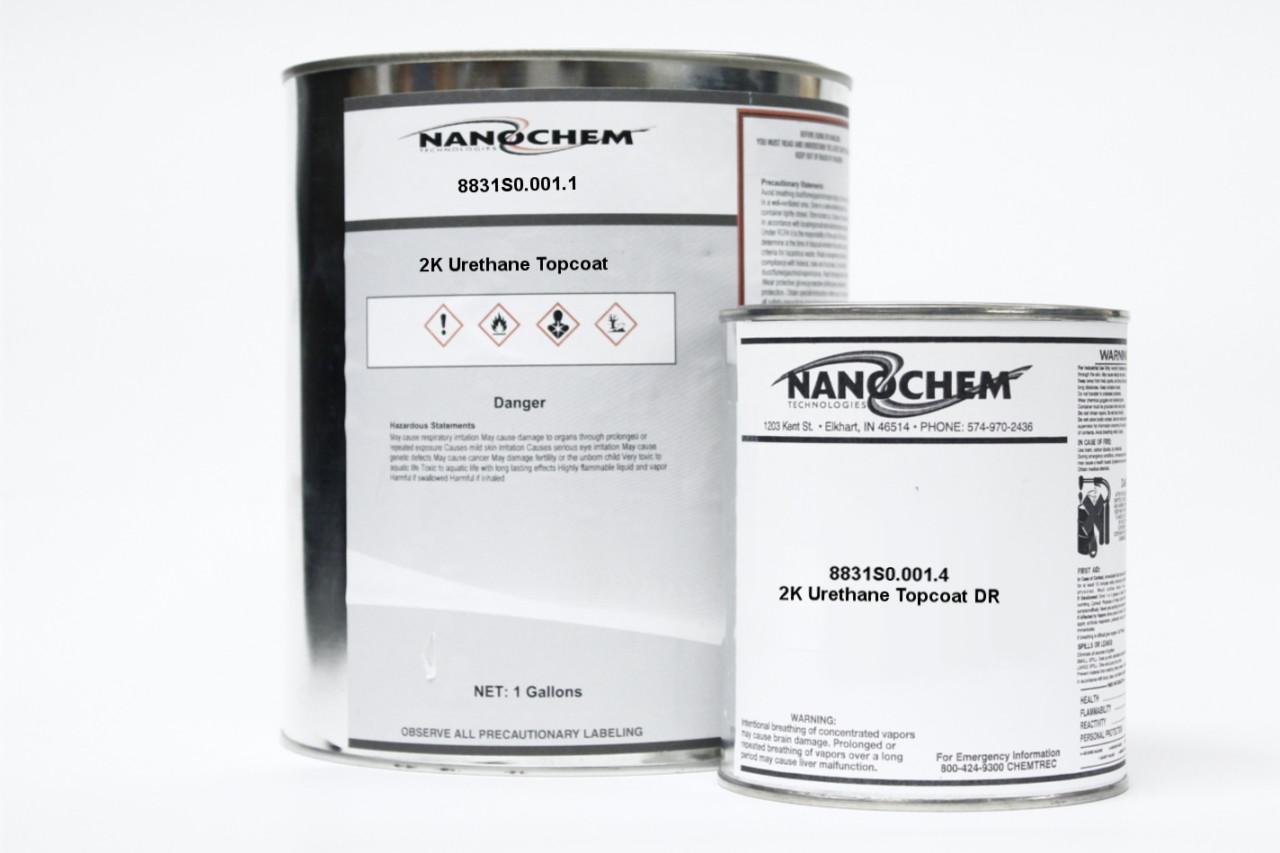 Nanochem DEET Resistant  5% Gloss Clear 8831S0.001