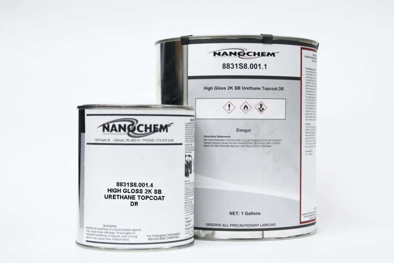 Nanochem 2K DR High Gloss Topcoat 8831S8.001