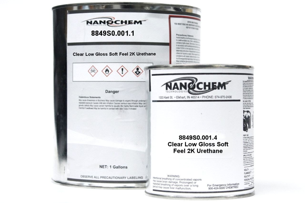 Nanochem Soft Touch Clear 8849S0.001