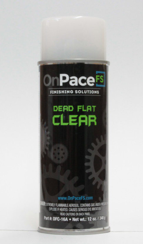 onpace clear 1k deadflat
