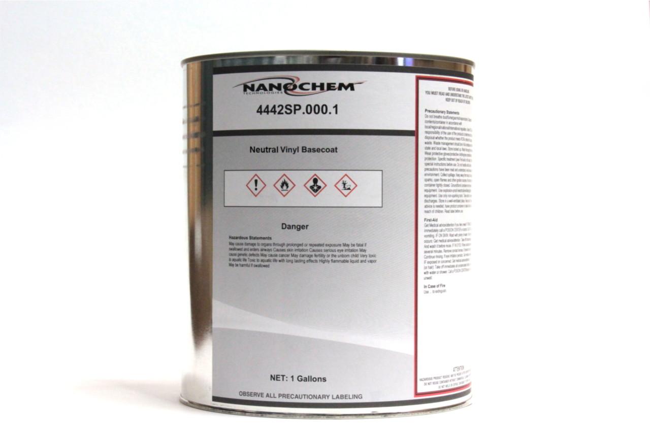 gallon of netural vinly tint base