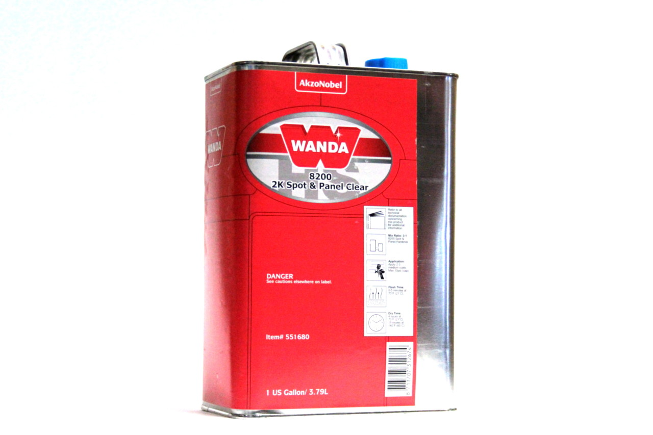 Wanda 2K   8200 Spot and Panel Clear